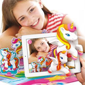 Imagine Station AR Floor Puzzles Unicorn