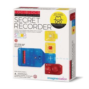 Logiblocs Secret Recorder