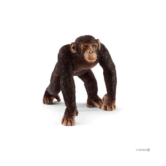 Schleich 14817 Erkek Şempanze
