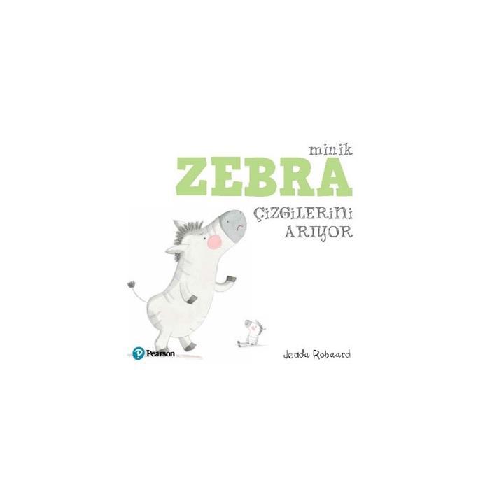 Minik Zebra Çizgileri Arıyor