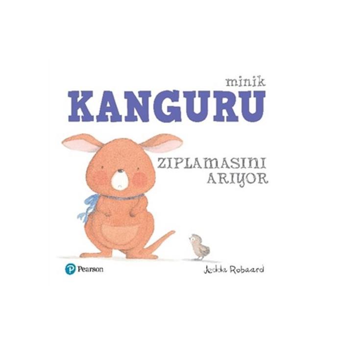 Minik Kanguru Zıpmalamasını Arıyor