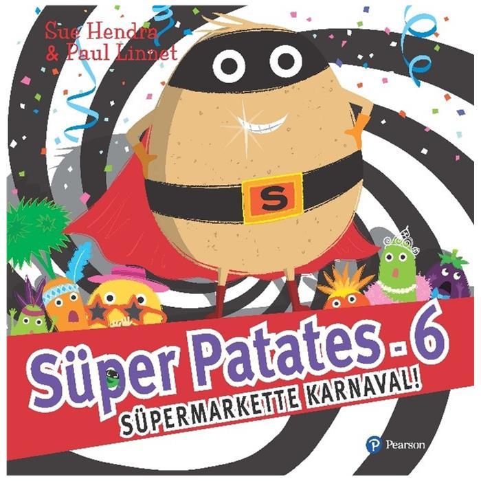 Süper Patates - 6 Süpermarkette Karnaval