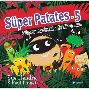 Süper Patates - 5 Süpermarkette Define Avı