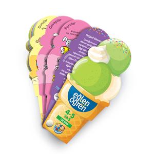 Eğlen Öğren Ice Cream 4-5 Yaş