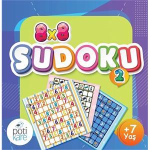 8x8 Çıkartmalı Sudoku - 2