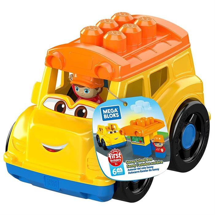 Mega Bloks Sevimli Araçlar - Okul Otobüsü