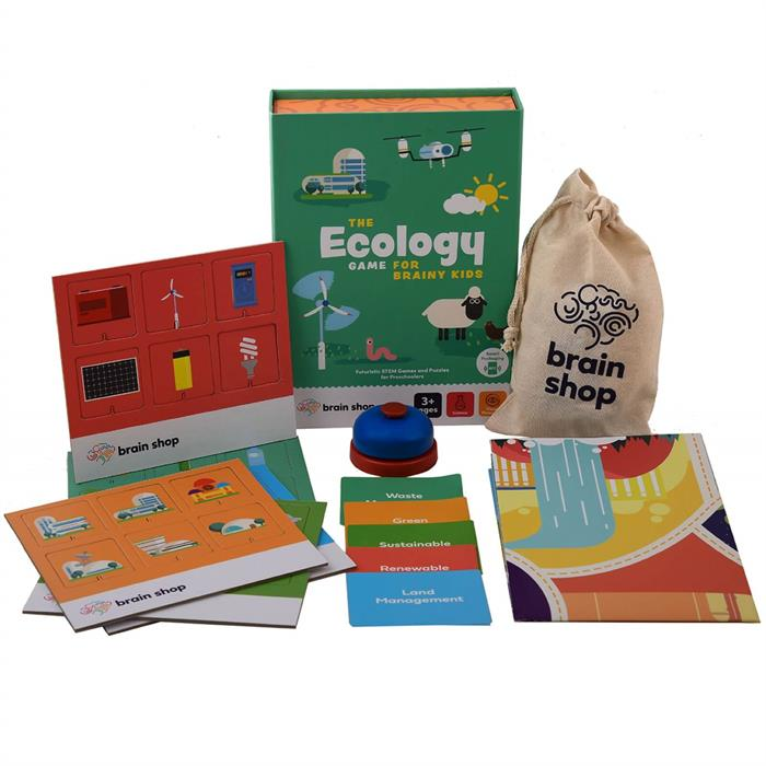 The Ecology Game For Brainy Kids