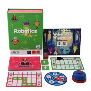 The Robotics Game For Creative Kids