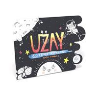 Uzay Boyama Kitabı