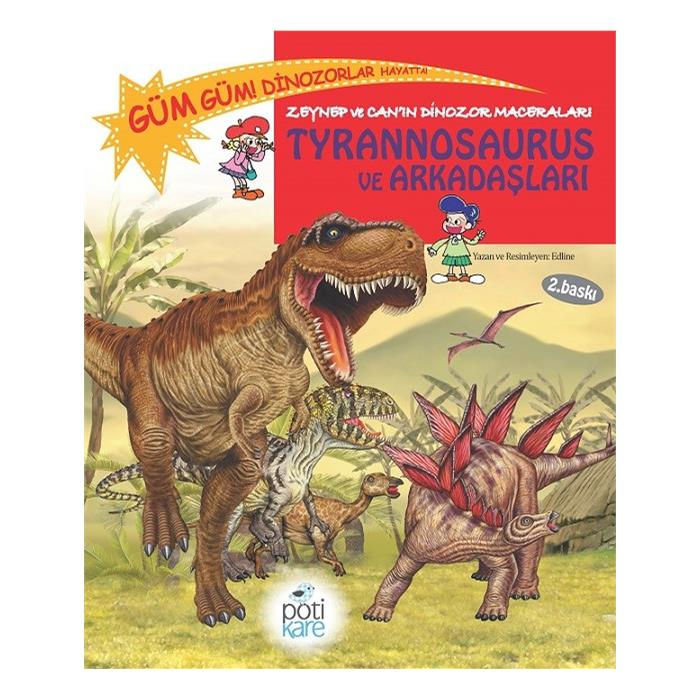 Tyrannosaurus ve Arkadaşları