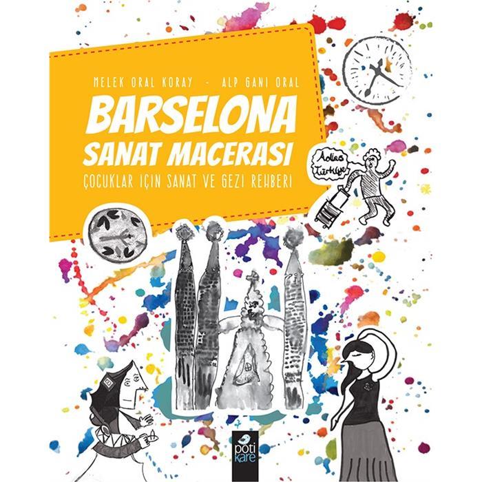Barcelona Sanat Macerası