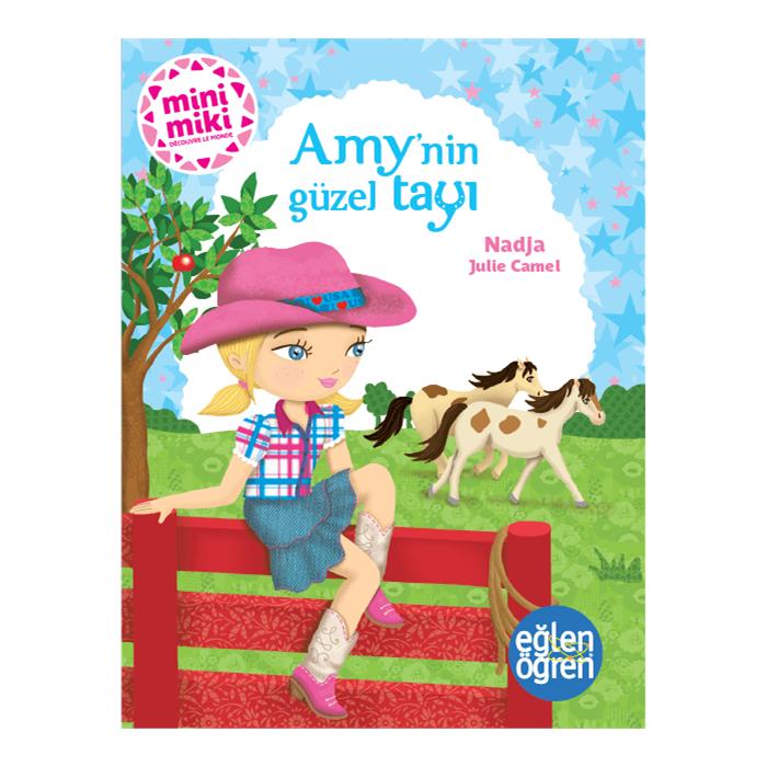 Eğlen Öğren Minimiki - Amy'nin Güzel Tayı