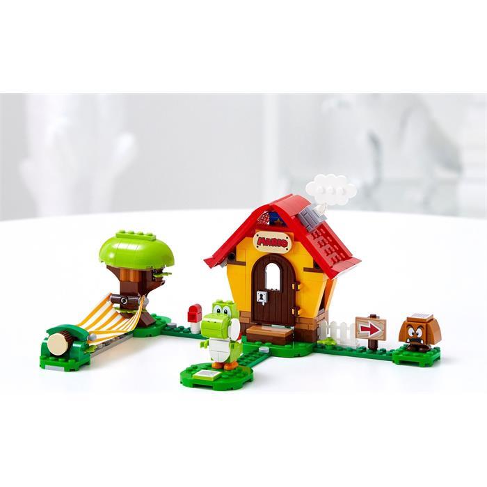 Lego 71367 Super Mario's House & Yoshi Expansion Set