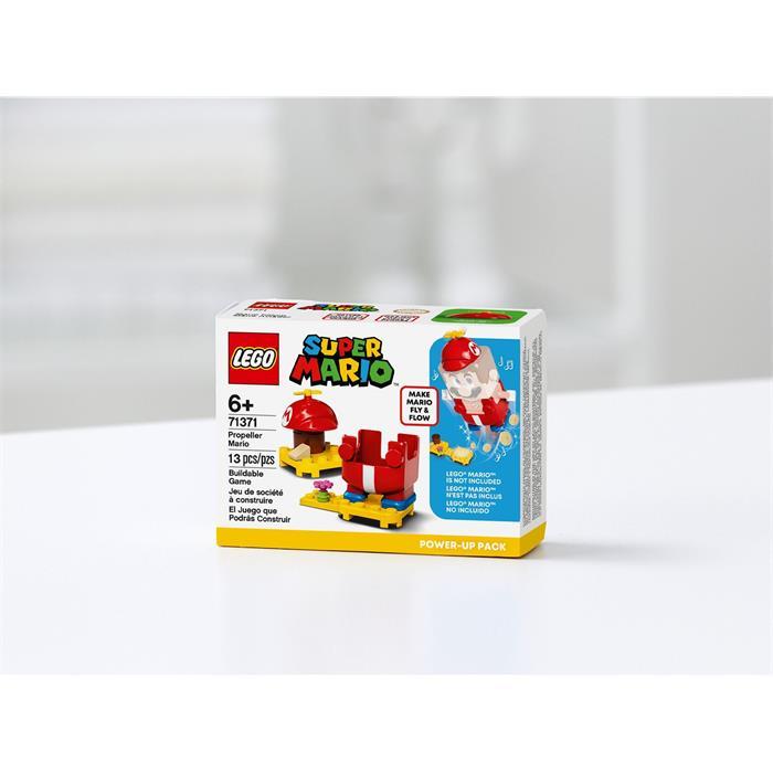 Lego 71371 Super Mario Propeller Mario Power-Up Pack