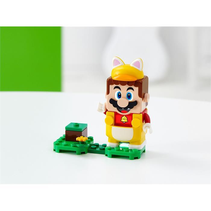 Lego 71372 Super Mario Cat Mario Power-Up Pack