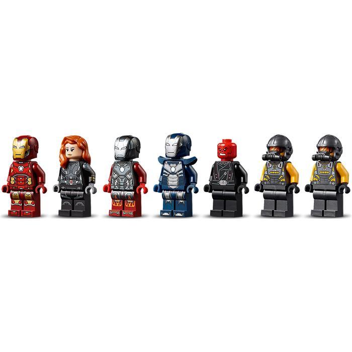 Lego 76166 Marvel Avengers Tower Battle V29