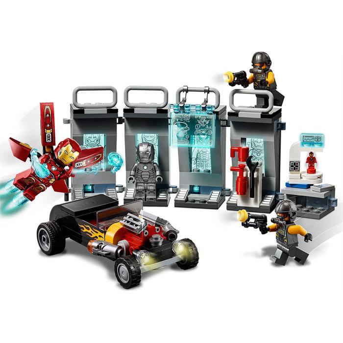 Lego 76167 Marvel Avengers Iron Man Armory V29