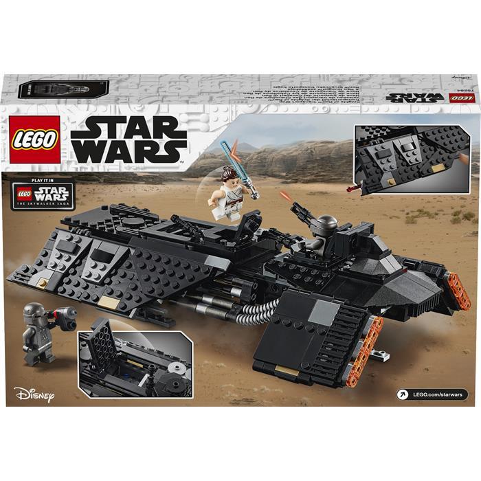Lego Star Wars 75284 Knights of Ren Transport Ship V29
