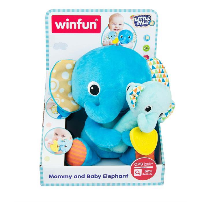 WinFun Anne ve Bebek Fil