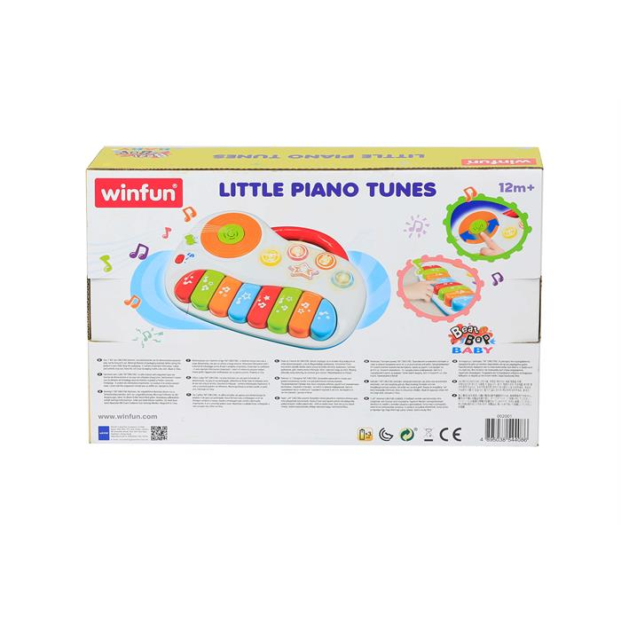 WinFun Küçük Piyano Nameleri