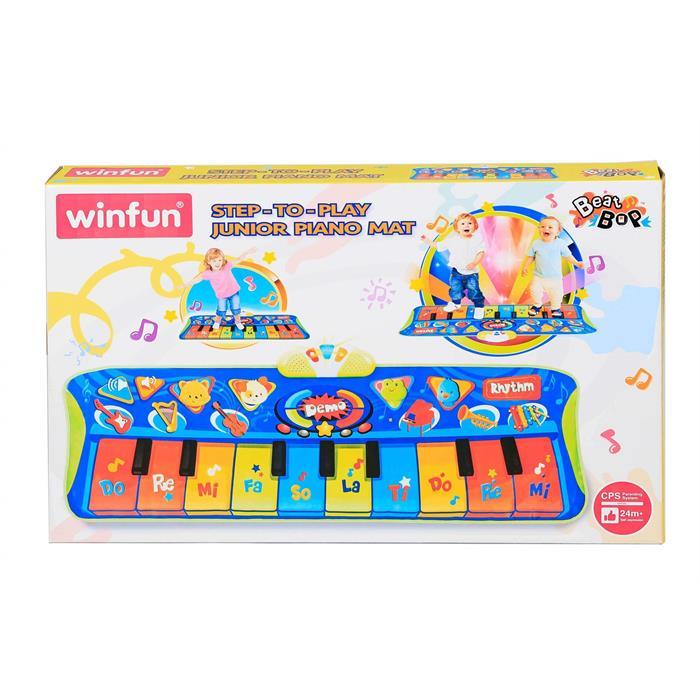 WinFun Adımla Çal Müzikal Oyun Halım