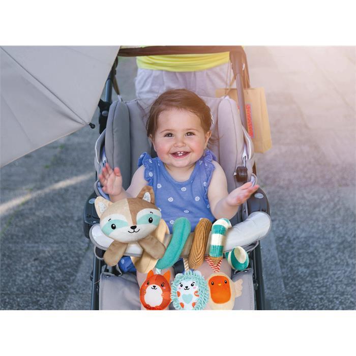 Clementoni Baby Bebek Arabası Oyuncağı