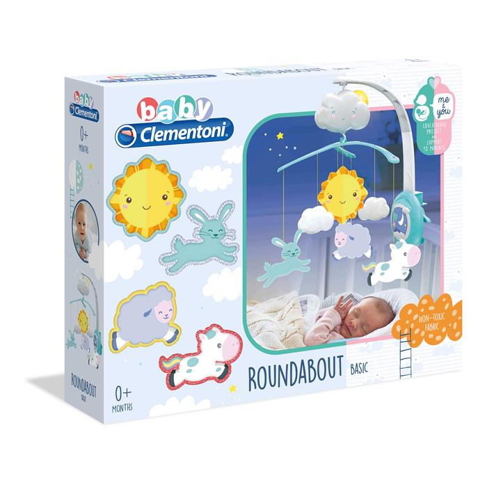 Clementoni Baby Portatif Dönence