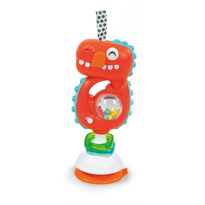 Clementoni Baby İnteraktif Dinozor Oyuncak