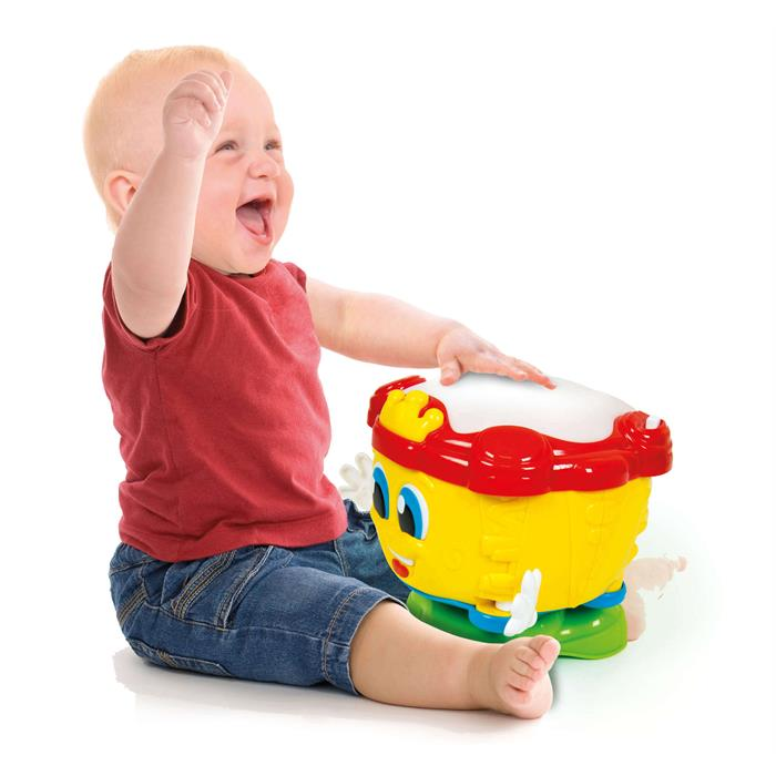 Clementoni Baby Aktivite Davulu