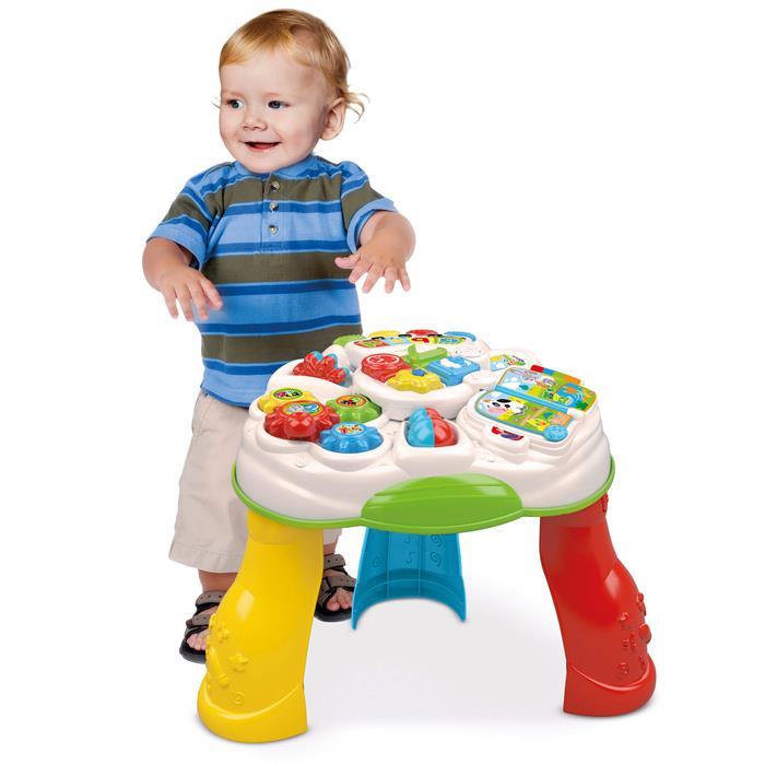 Clementoni Baby Eğitici Aktivite Masası