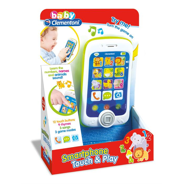 Clementoni Baby Akıllı Telefon
