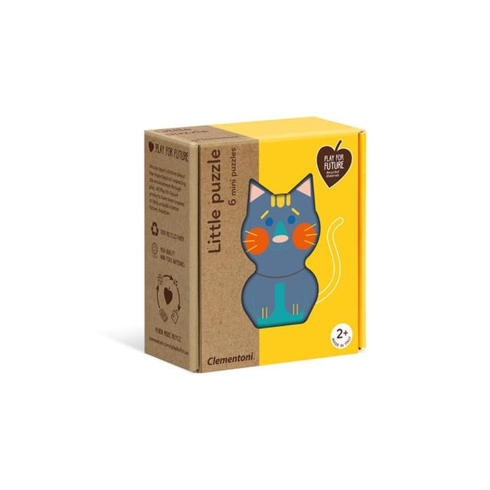 Clementoni Little Puzzle - Taşıtlar