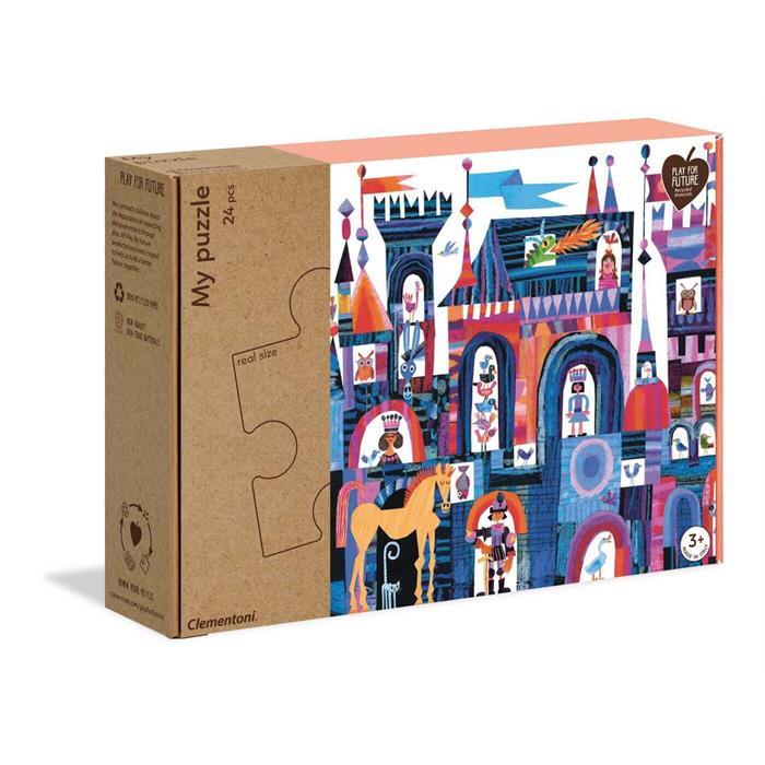 Clementoni My Puzzle - Şato