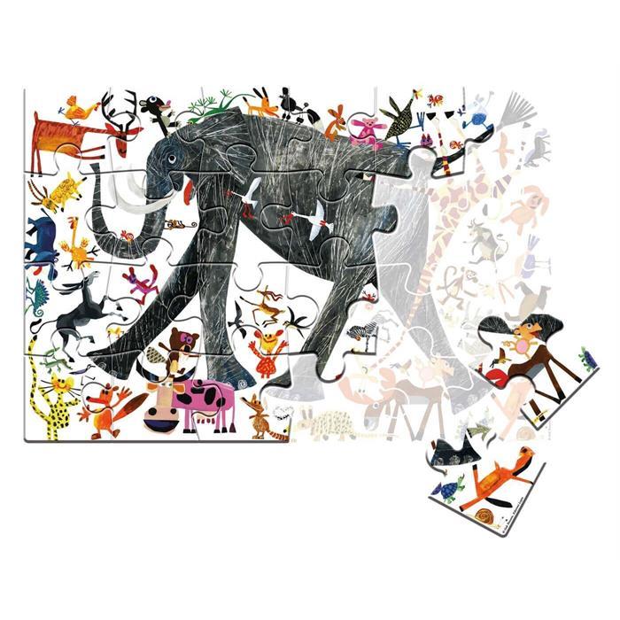 Clementoni My Puzzle - Orman
