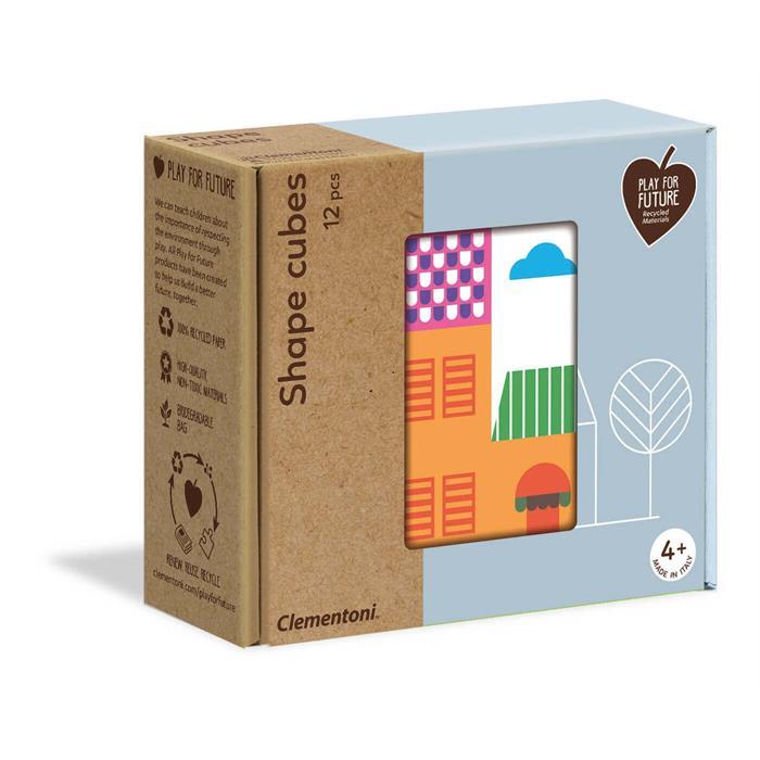 Clementoni Shape Cubes - Ufuklar