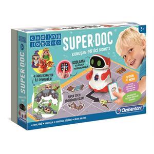 Clementoni Super DOC - Eğitici Konuşan Robot