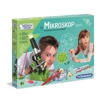 Clementoni Bilim ve Oyun - İlk Mikroskop Setim