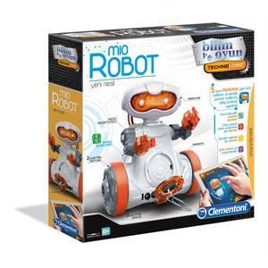 Clementoni Mio Robot (Yeni Nesil)