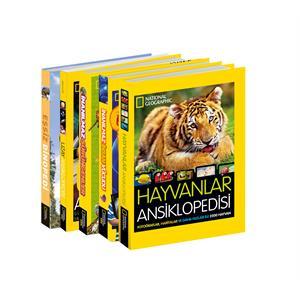 Dev Ansiklopedi Seti (5 Kitap)