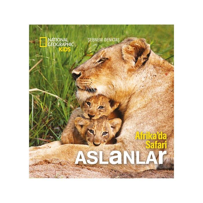 Afrikada Safari Aslanlar