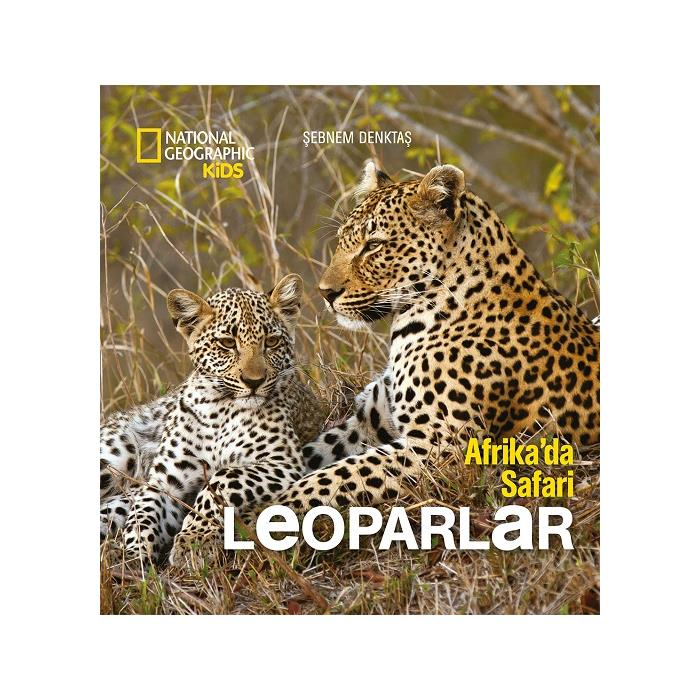 Afrikada Safari Leoparlar