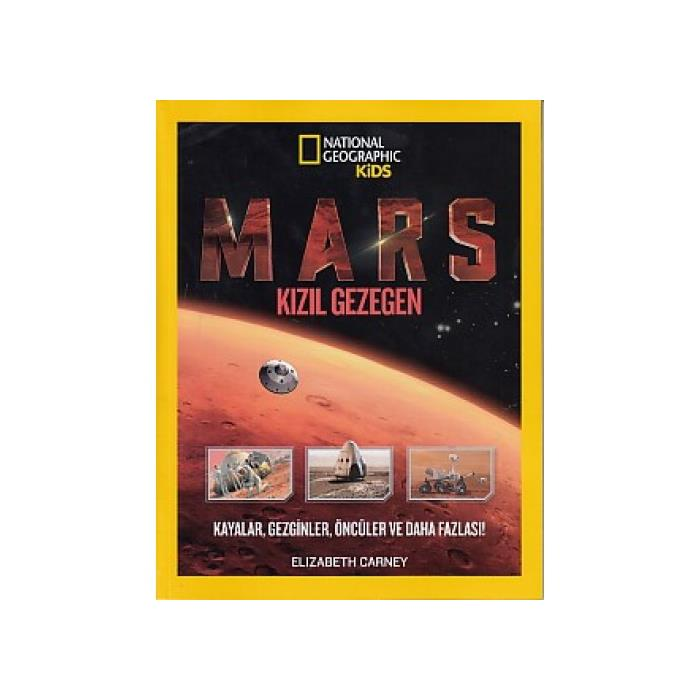 Mars Kızıl Gezegen