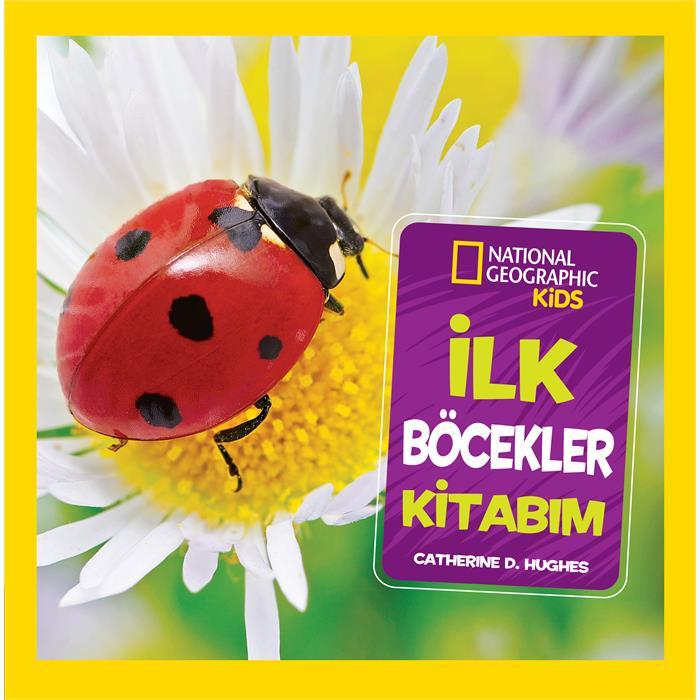 İlk Böcekler Kitabım