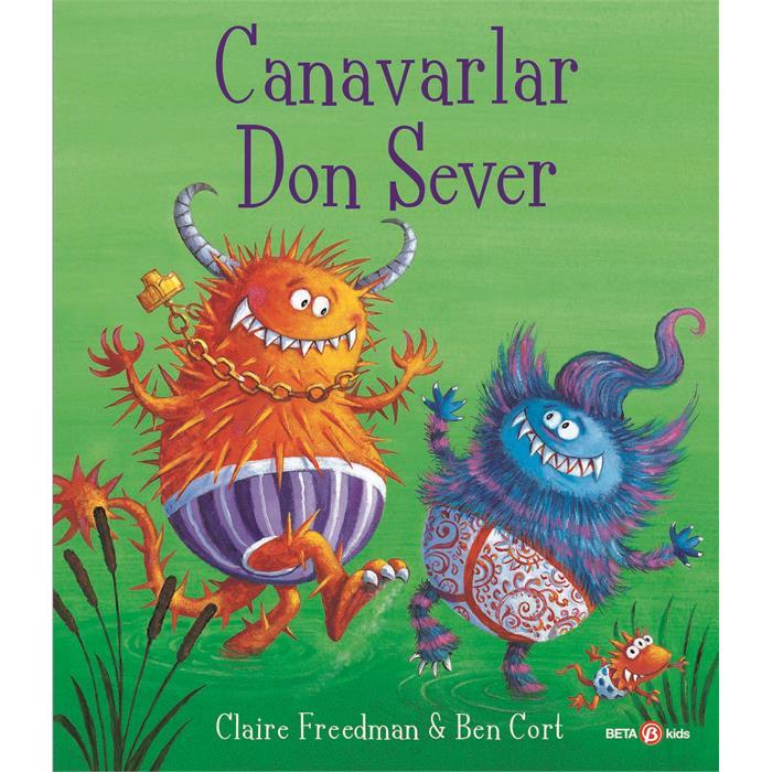 Canavarlar Don Sever