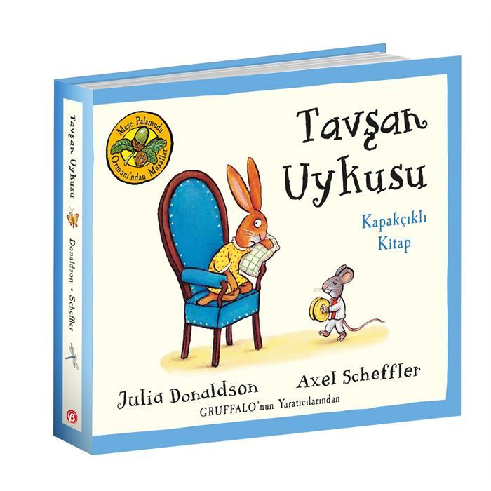 Tavşan Uykusu - Kapakçıklı Kitap