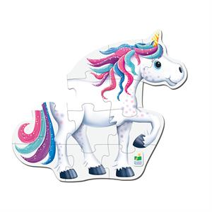 The Learning Journey Büyük Boy Puzzle - Unicorn