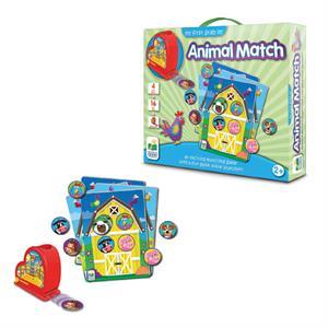 The Learning Journey Animal Match - Çiftlik Tombala