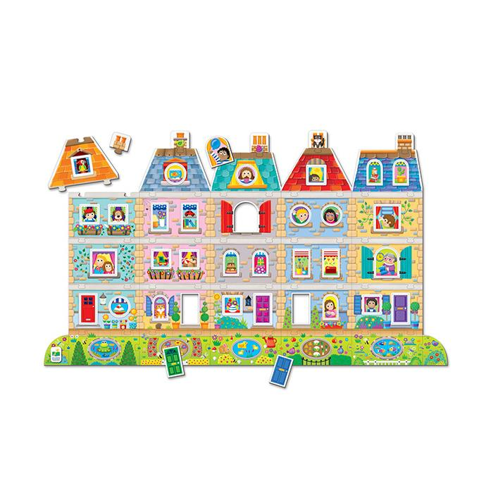 The Learning Journey Oyun Puzzle - Komşularım