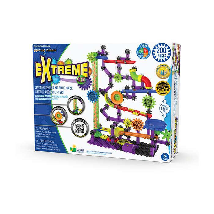 The Learning Journey Extreme (200 Parça)
