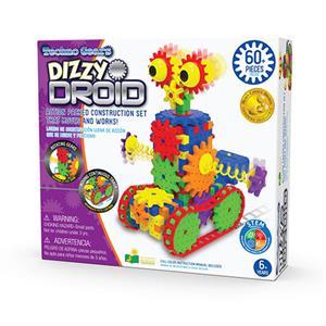 The Learning Journey Dizzy Droid (60 Parça)